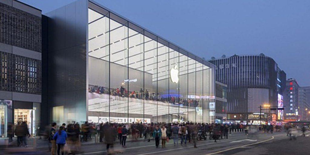 Corona Virus Apple Çin Mağazaları