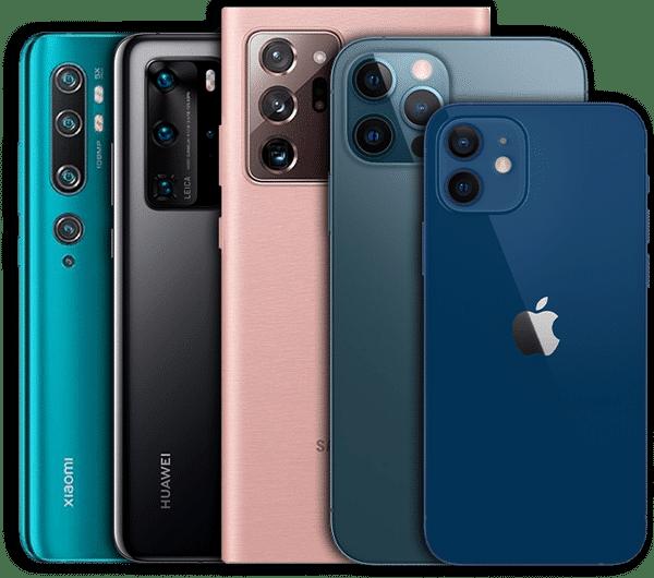 iPhone, Huawei, Xiaomi, Samsung Servis