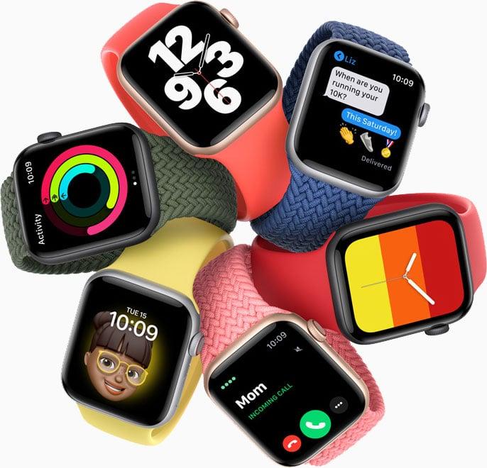 Apple Watch Cam Değişimi